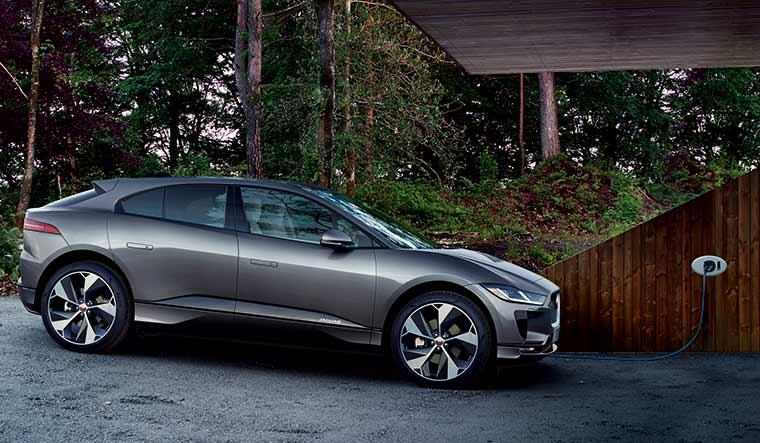 Jaguar I-Pace, Range: 470km - Price: Rs1.06 crore to Rs1.16 crore
