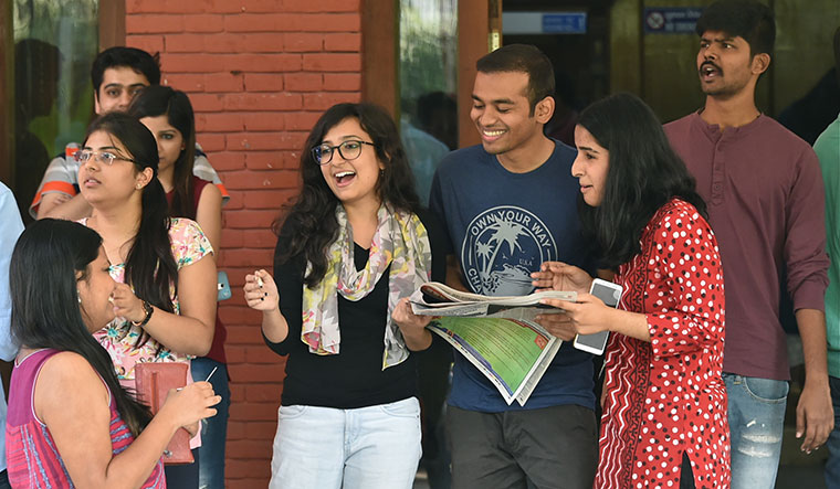 Learn, live, laugh: Students at Faculty of Management Studies, Delhi | Aayush Goel