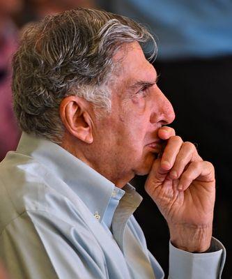 Ratan Tata | Amey Mansabdar