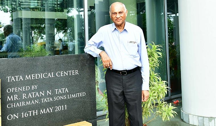 Its director Dr Mammen Chandy   Janak Bhat