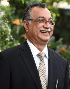 Dr Sudarshan Ballal