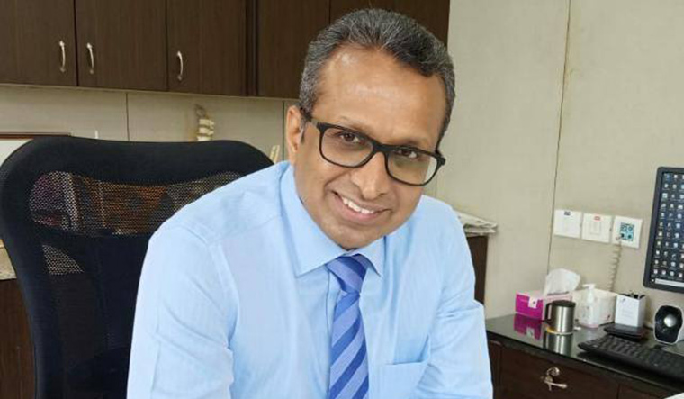 Dr Aravindan Selvaraj