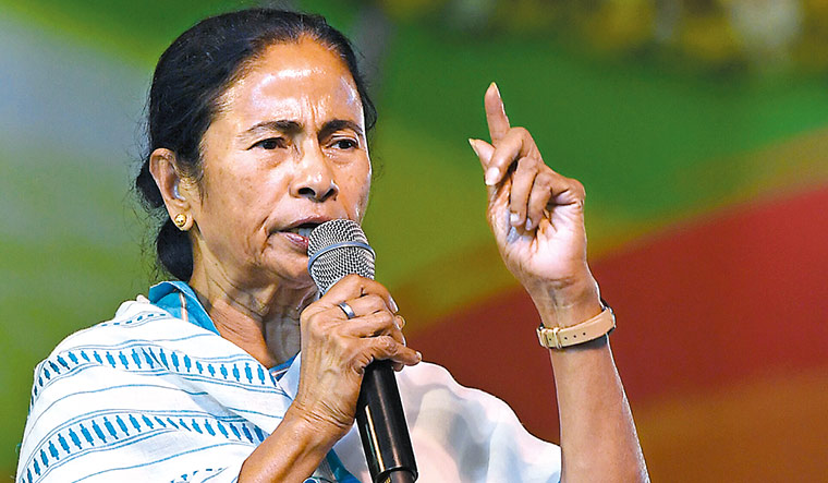 Team effort: Mamata Banerjee seems to be planning a third front to take on Modi | Salil Bera