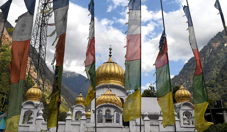 Under threat: The Chungthang gurdwara | Salil Bera