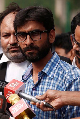 Talib Hussain | Reuters