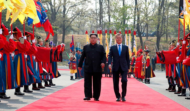 Could Kim-Moon summit at Pyongyang happen in late August?