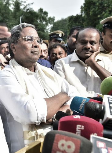 So close, yet so far: Siddaramaiah and Kumaraswamy | Bhanu Prakash Chandra