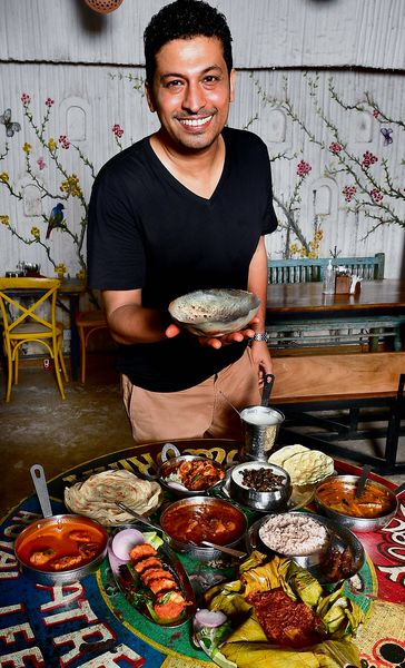 Toast to the coast: Sandeep Sreedharan at Curry Tales | Janak Bhat