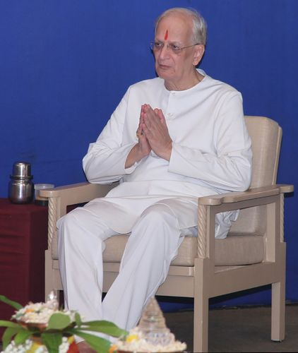 Matter of faith: Dr Jayant Athavale, founder of the Sanatan Sanstha.