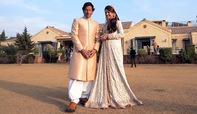 PAKISTAN-POLITICS-KHAN-WEDDING