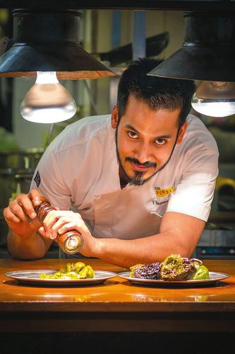 Rediscovering recipes: Thomas Zacharias, chef partner, The Bombay Canteen, is bringing back regional cuisine to the modern kitchen.