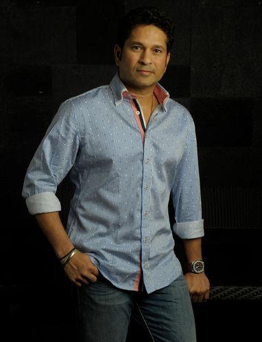 Sachin Tendulkar | Sanjoy Ghosh