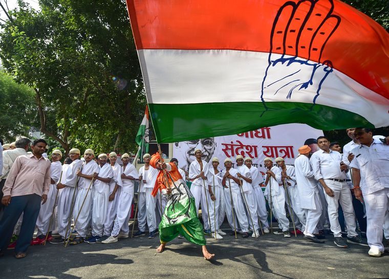 10 points: Maharashtra, Haryana polls a litmus test for Congress in more ways than one
