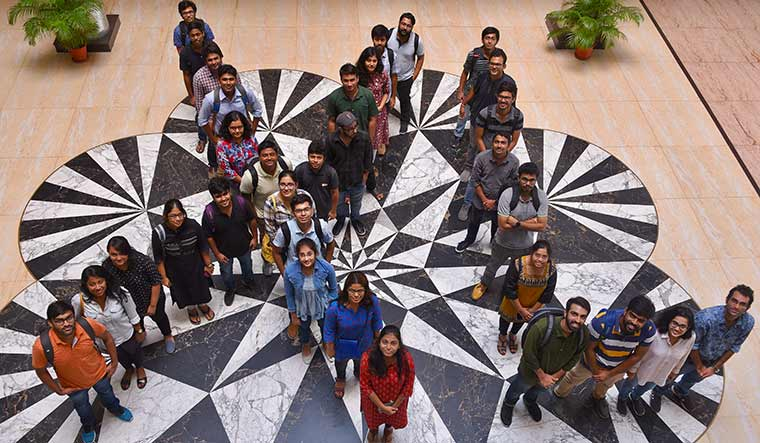 "Stronger together: Students at XLRI say the ""culture"" at the institute is helpful and enabling 