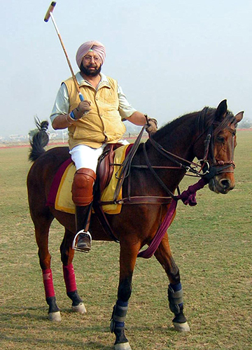 All in the family: Captain Amarinder Singh | PTI