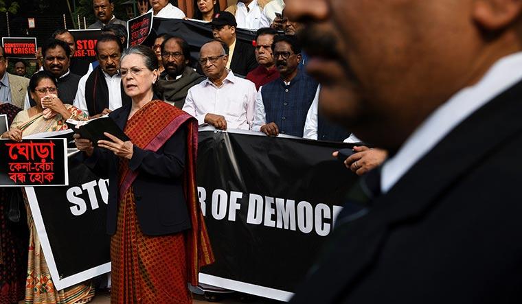 INDIA-POLITICS-PARLIAMENT