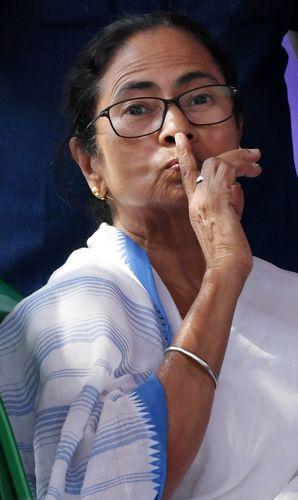 Mamata Banerjee | Salil Bera
