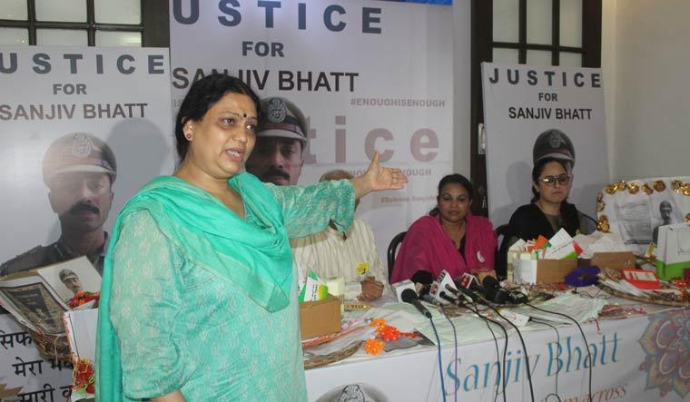 Justice for Sanjiv Bhatt Janak Patel