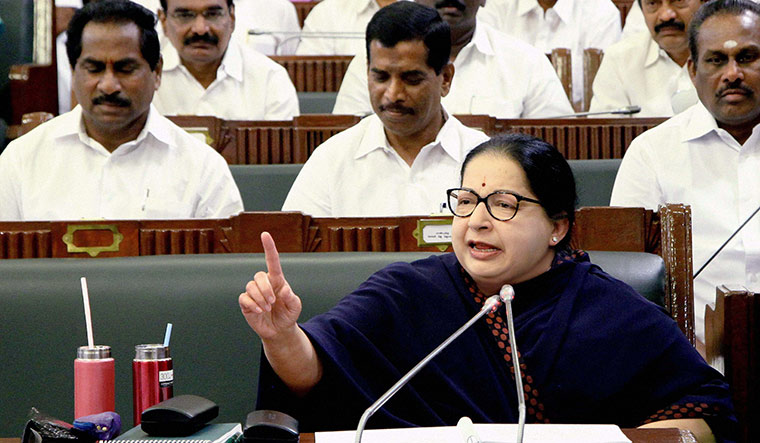Diet shock: To fight fatigue, Jayalalithaa often consumed an energy drink, which caused her blood sugar to spike | PTI