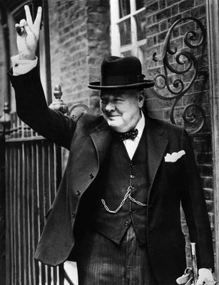 Faces of imperialism: Winston Churchill | AFP