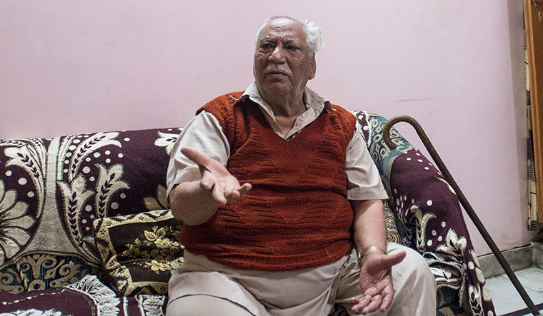 Living in memories: Satpal Sharma, grandson of martyr Amin Chand | Sanjay Ahlawat