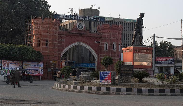 Statue of Udham Singh in Amritsar | Sanjay Ahlawat