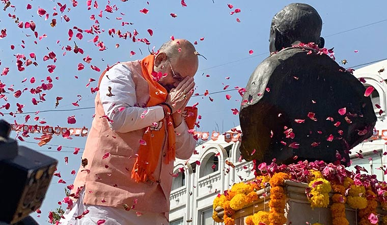 Amit Shah exclusive interview: 'Modiji is contesting from every seat in India'