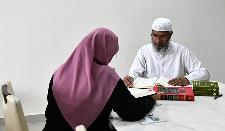 I worry about our family back home: Zakir Naik's wife - The Week