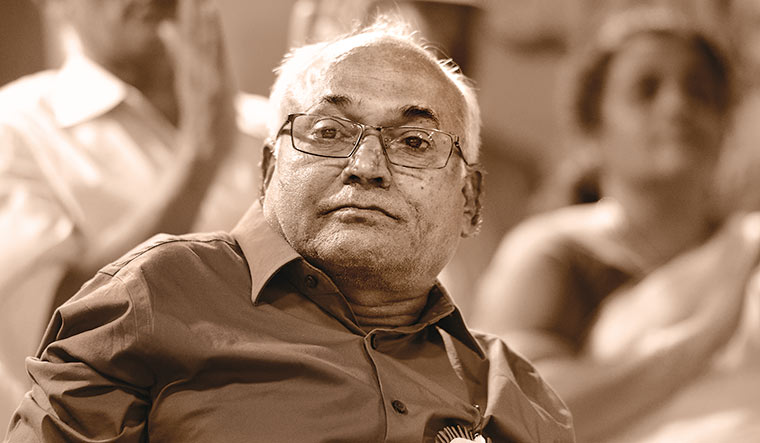 Kancha Ilaiah Shepherd- Political theorist, social activist and author.