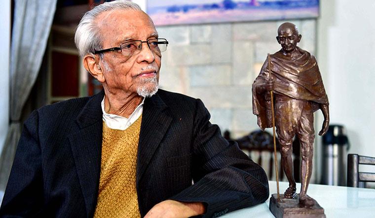 Sadashi Sathe Dandi Gandhi