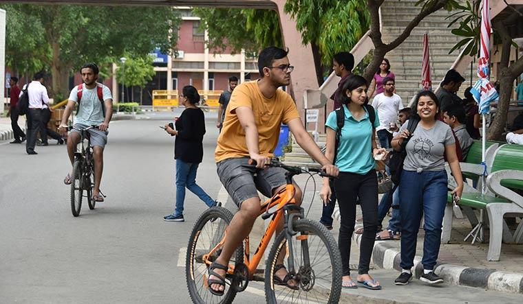 Techno beat: Indian Institute of Technology, Delhi | Aayush Goel
