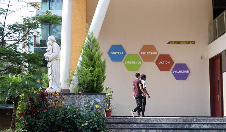 Business as usual: St Joseph's College of Commerce, Bengaluru | Bhanu Prakash Chandra