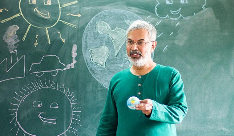 Kartikeya Sarabhai | Centre for Environment Education