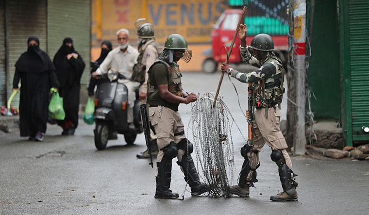 India Modi And Kashmir