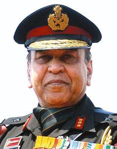 Lt Gen Syed Ata Hasnain