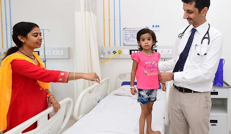 Best Hospital SRCC Hospital in Mumbai.