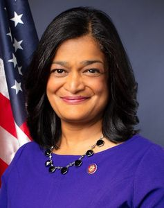 Pramila Jayapal, Representative for Washington 8th district