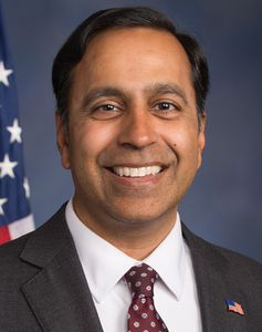 Subramanian Raja Krishnamoorthi, Representative for Illinois 8th district