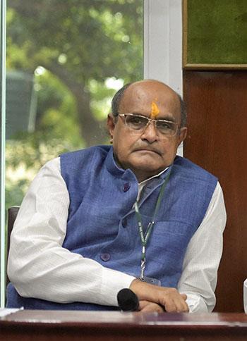 K.C. Tyagi, general secretary, Janata Dal (United)
