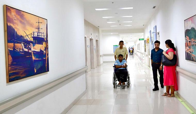 Leading: with care Kokilaben Dhirubhai Ambani hospital (file photo) | Janak Bhat
