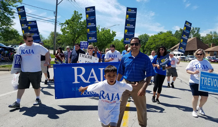 Living his dream: Raja Krishnamoorthi