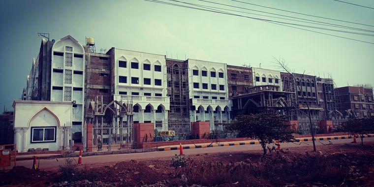 Uneasy calm: Shaheen Urdu Primary School in Bidar | Prathima Nandakumar
