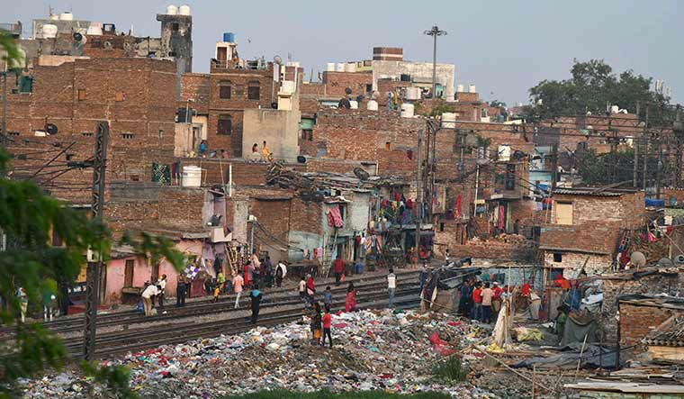 Living on the edge: The slums in Delhi are particularly vulnerable to Covid spread | Sanjay Ahlawat
