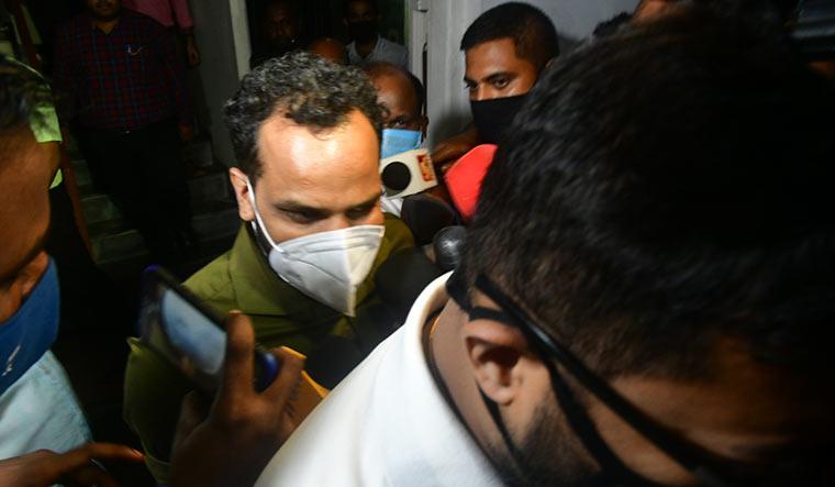 Lost face: The police suspect the involvement of Bineesh Kodiyeri, son of CPI(M) Kerala state secretary Kodiyeri Balakrishnan, in the Sandalwood drugs case | E.V. Sreekumar