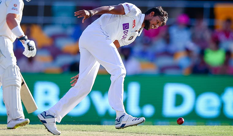 Against odds: T. Natarajan   AFP
