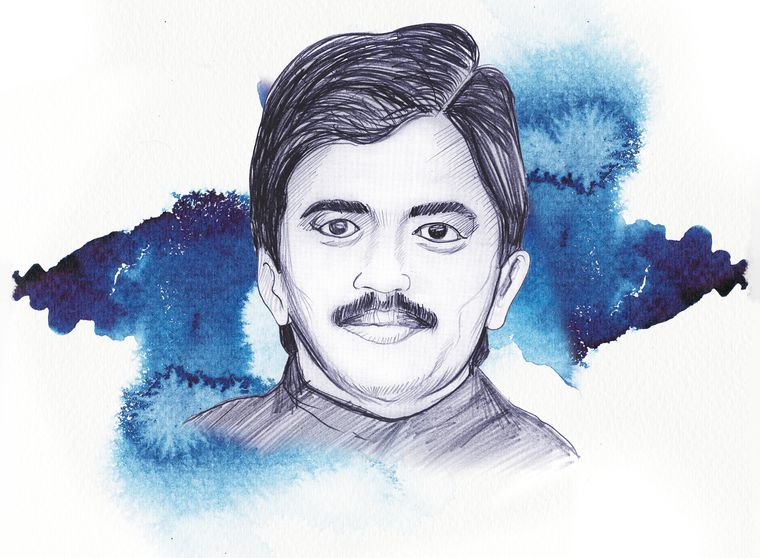 Chhota Shakeel, Dawood's second-in-command. Knows the nitty-gritty of running the D Company. Since he focuses on India-related operations, the ISI would like Shakeel to succeed Dawood   Illustration: Deni lal