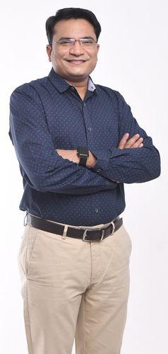 Nanotechnologist Sandip Patil