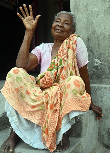 Shanti Munda   Salil Bera