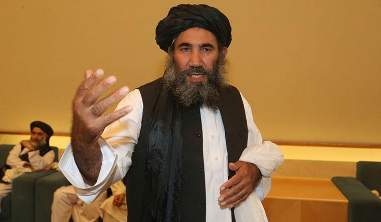 Mullah Abdul Salam Zaeef | AP