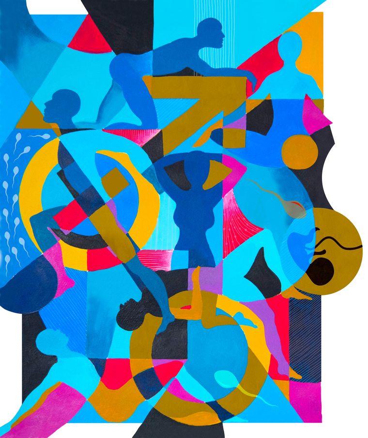 Illustration Job P.K.